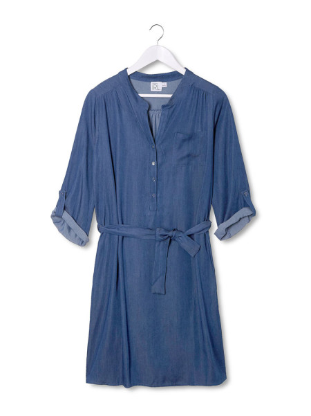 #CollectionIRL mademoiselle denim dress