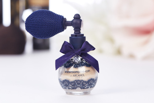 Madame blue parisian spray