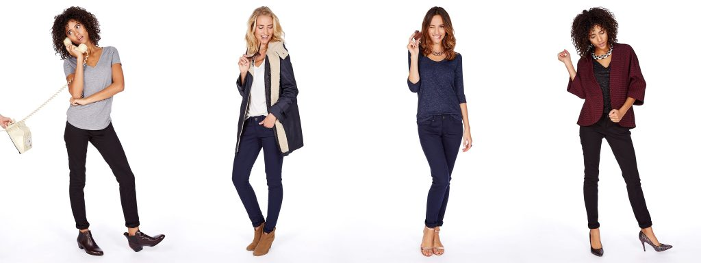 looks #CollectionIRL jeans