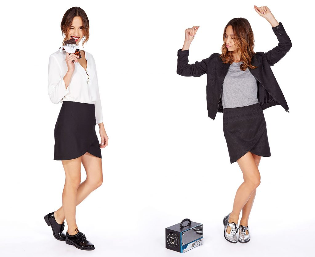#collectionIRL hip hip skirt looks
