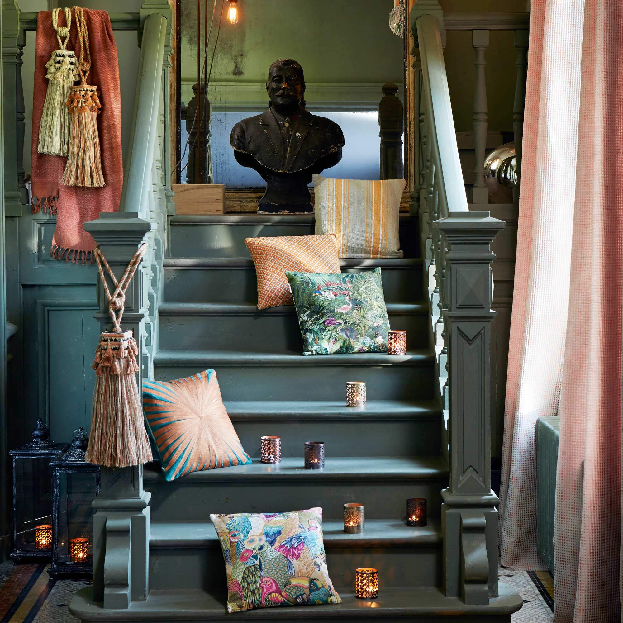Maison loisirs ma maison s habille en madura for Conseil decoration d interieur