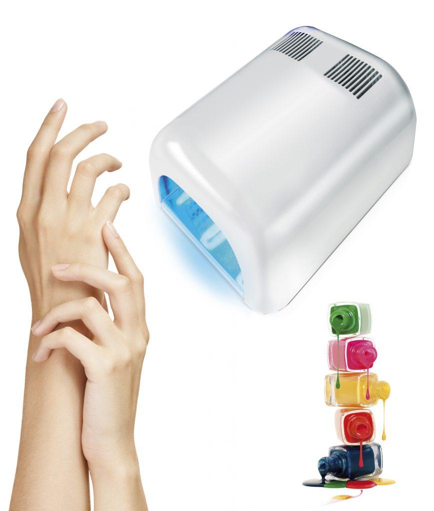 6285 Lámpara UV para secado de uñas JOCCA_2