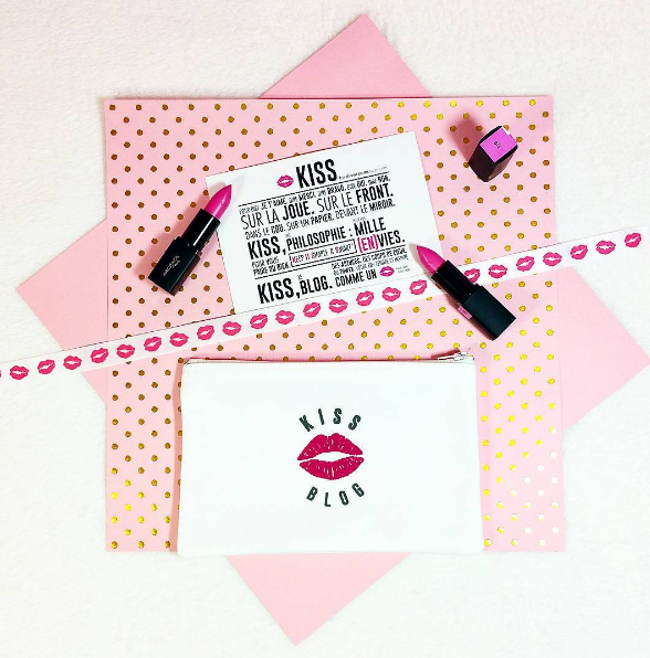 Kiss Kit - @sandraamkp