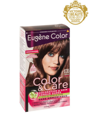 Kit de coloration Color & Care - Eugène Color