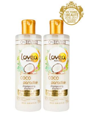Shampooing Coco Paradise - Lovea