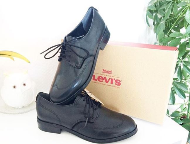 @beauty_moussaillon - chaussures Levis