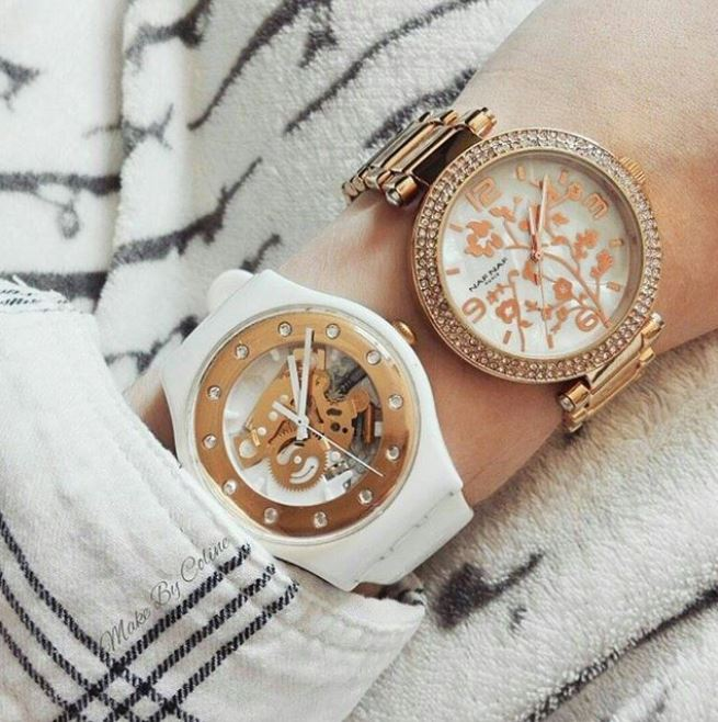 @make_by_coline - montre Naf Naf