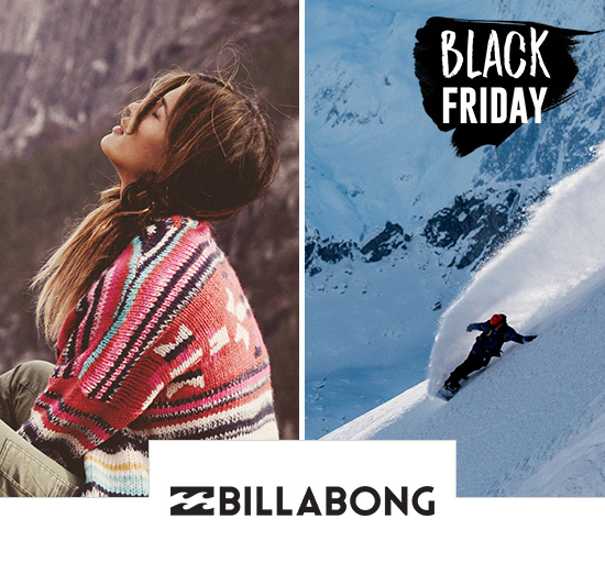 Billabong - Black Friday