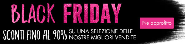 Black Friday - Italia
