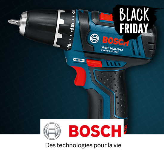 Bosch - Black Friday