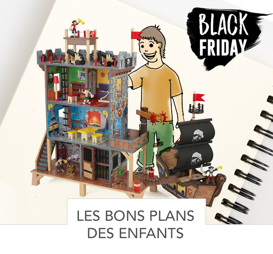 Enfants - Black Friday
