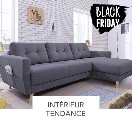 Intérieur tendance - Black Friday