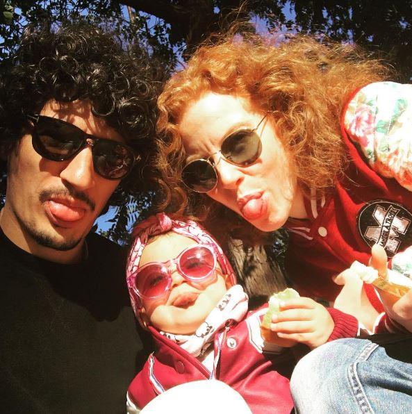 Sandy Lobry - famille