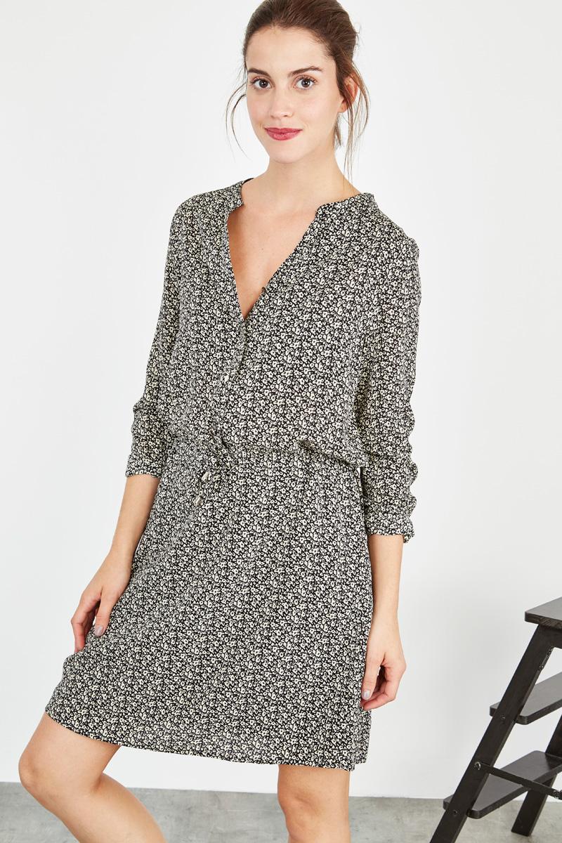 #collectionIRL - robe fleurie