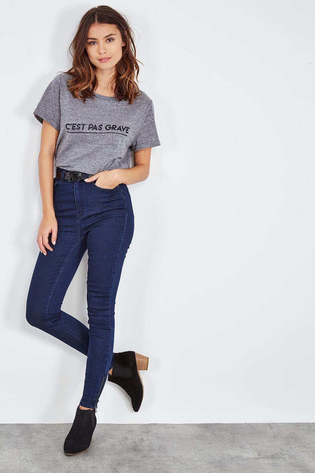 #collectionIRL - t-shirt c'est pas grave