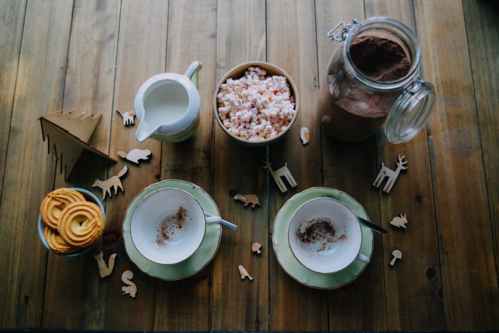 Chocolat Chaud Etdieucrea