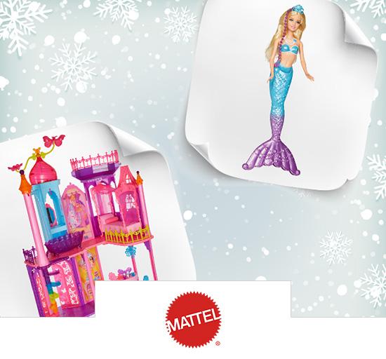 Vente Mattel
