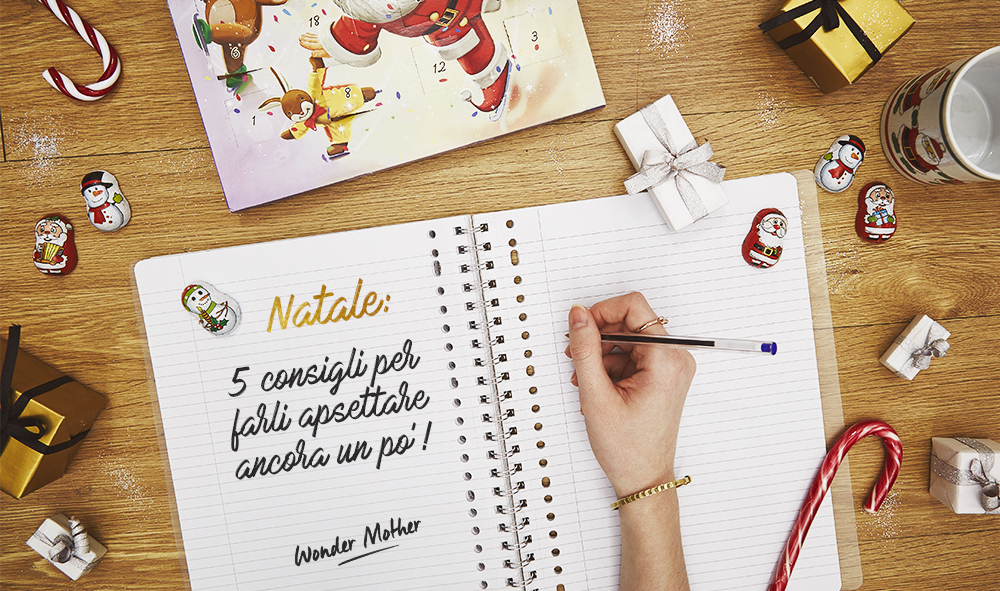 Wonder Mother - Natale