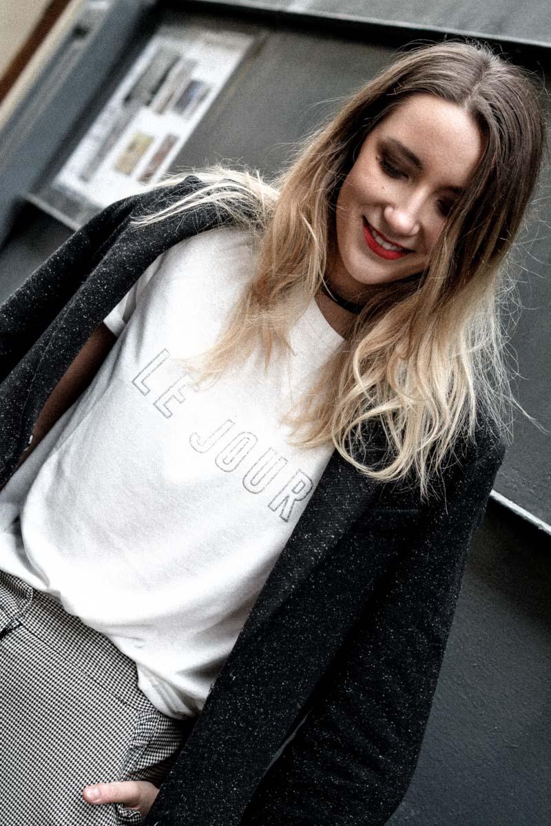 freyjastyle - look jour - tshirt