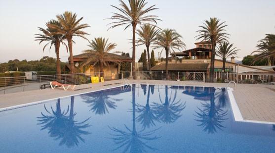 Espagne - palmiers - Castell mar - Tohapi