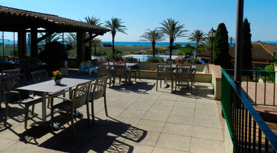 Espagne - terrasse - Castell mar - Tohapi