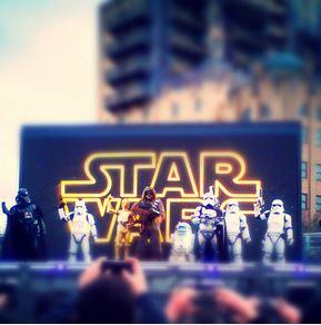 Star Wars - Disney - Instagram 2