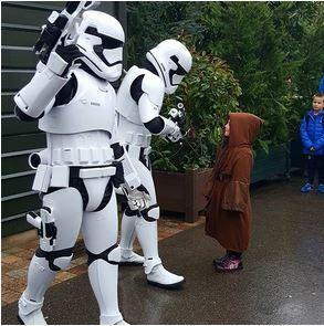 Star Wars - Disney - Instagram 5