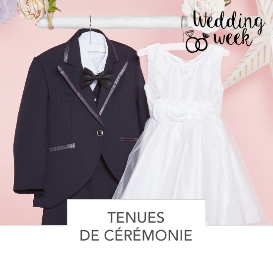Wedding Week - Tenues de cérémonie