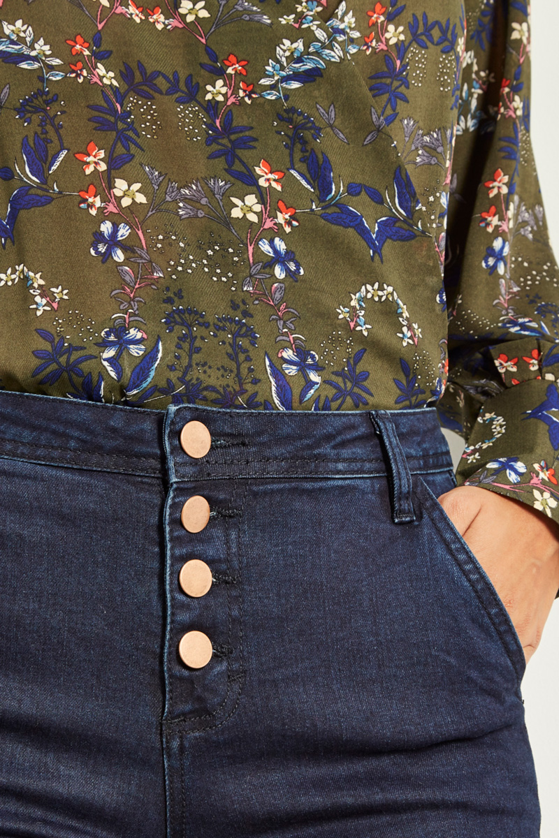 collectionirl l 39 ind modable taille haute le jean qu 39 il. Black Bedroom Furniture Sets. Home Design Ideas