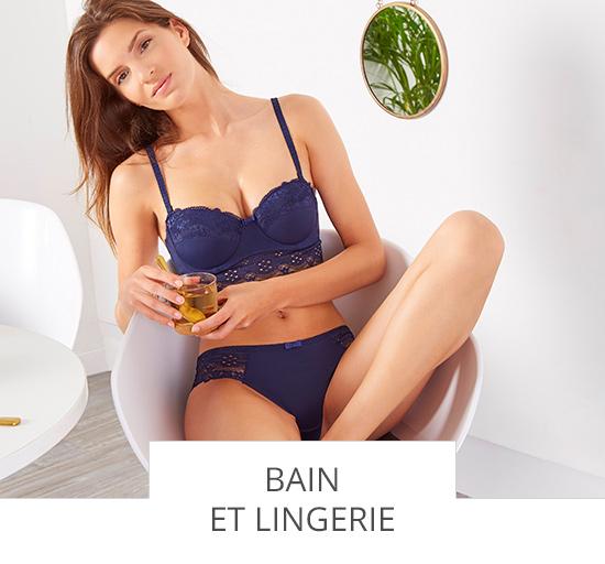 Vente Bain et Lingerie Bye-Bye Summer