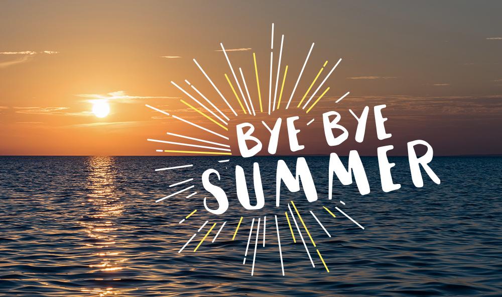 Ventes Bye-Bye Summer