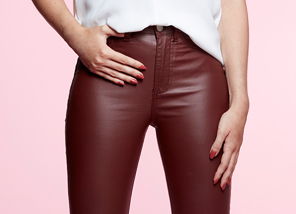 Pantalon enduit irl