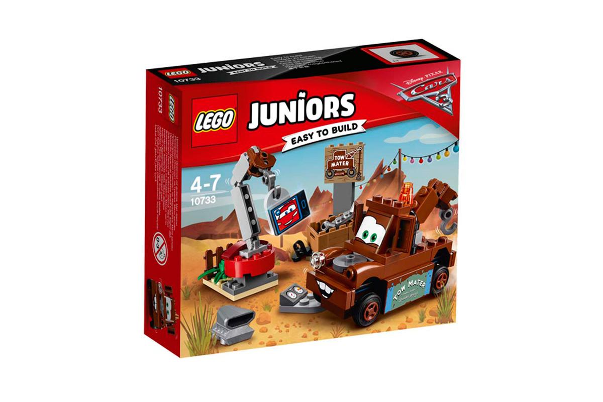 Le Casse de Martin - Cars Lejo Juniors