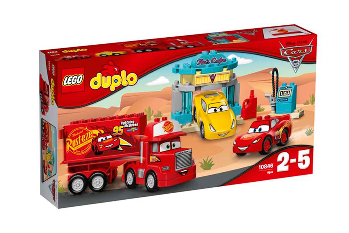 Le café de Flo - Lego Duplo Cars