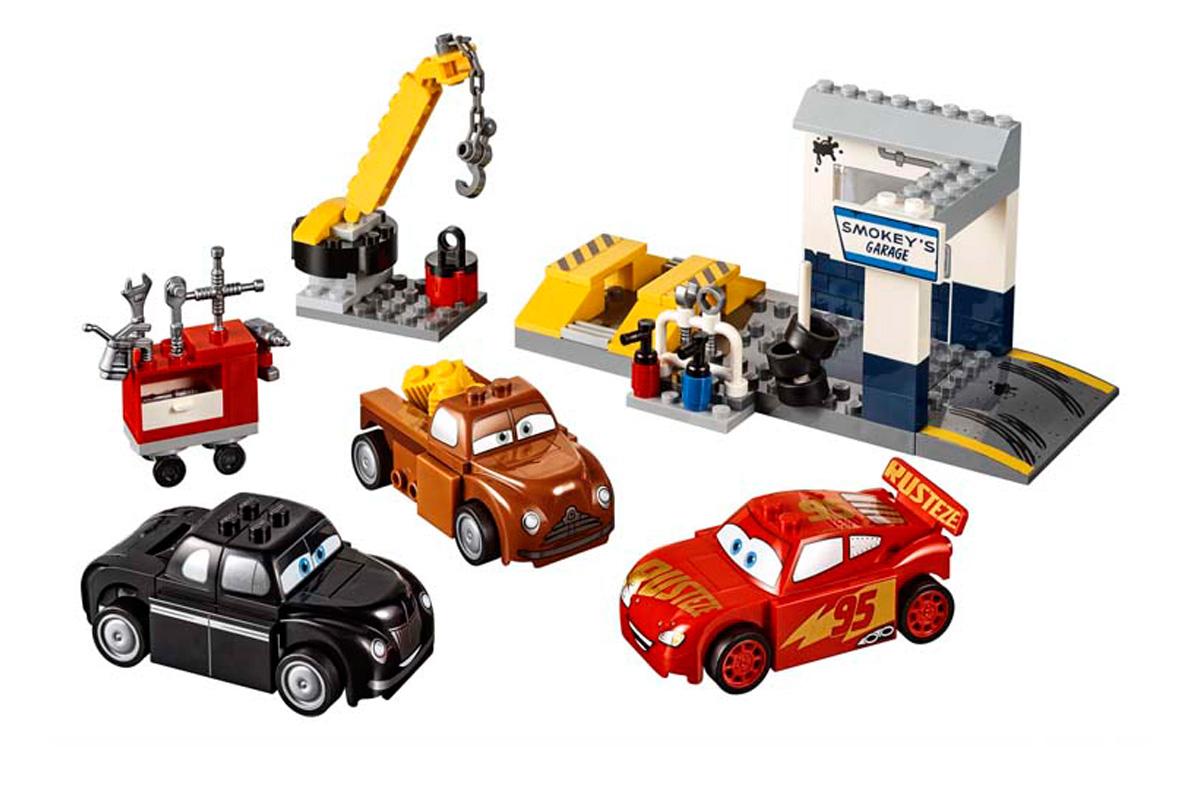 Le garage de Smokey - Cars Lejo Juniors