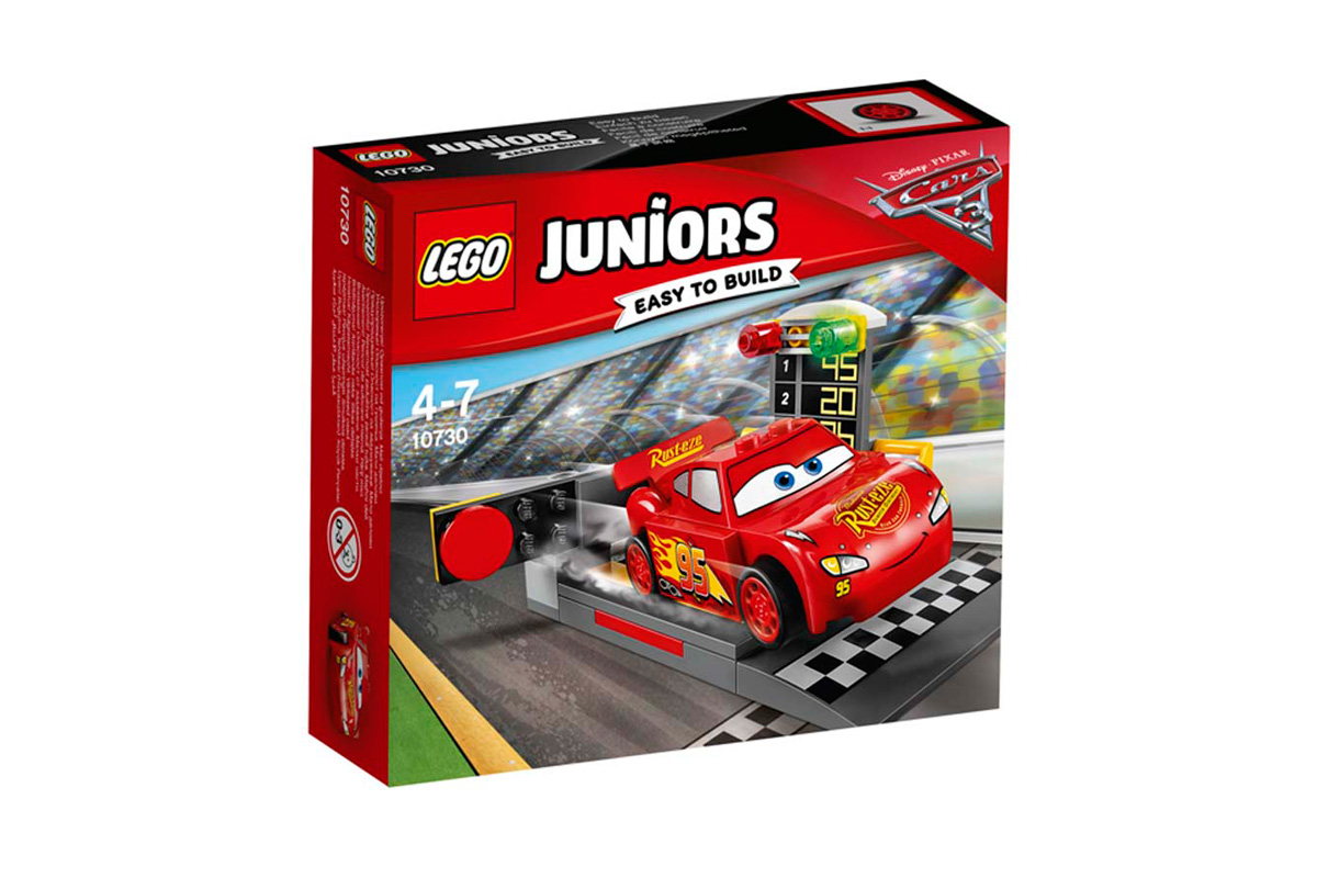 Le Propulseur de Flash Junior - Cars Lejo Juniors