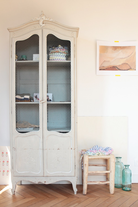 Maison Meulière rétro chic Hello Blogzine