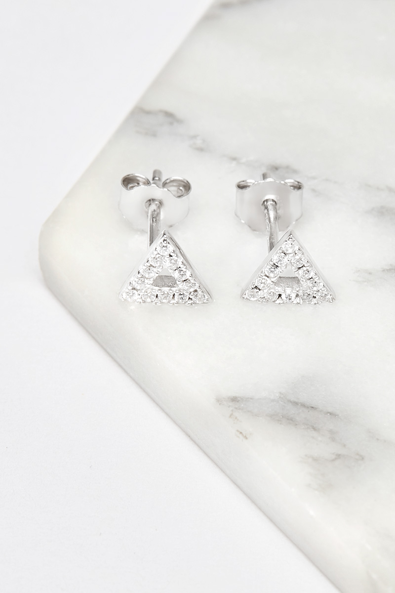 Puces argent Collection IRL