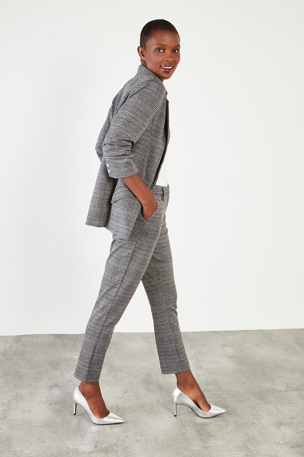 Collection IRL veste grise