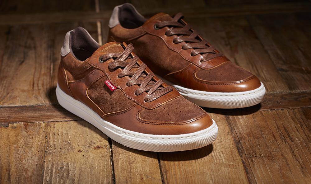 Vente de chaussures Levi's pour homme et femme