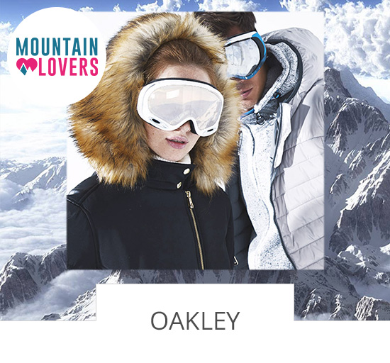 Vente Mountain Lovers équipement ski Oakley