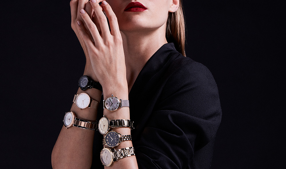 Vente horlogerie montres hommes et femmes