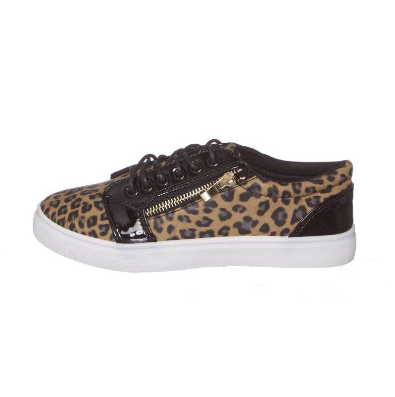 Baskets léopards WS Shoes