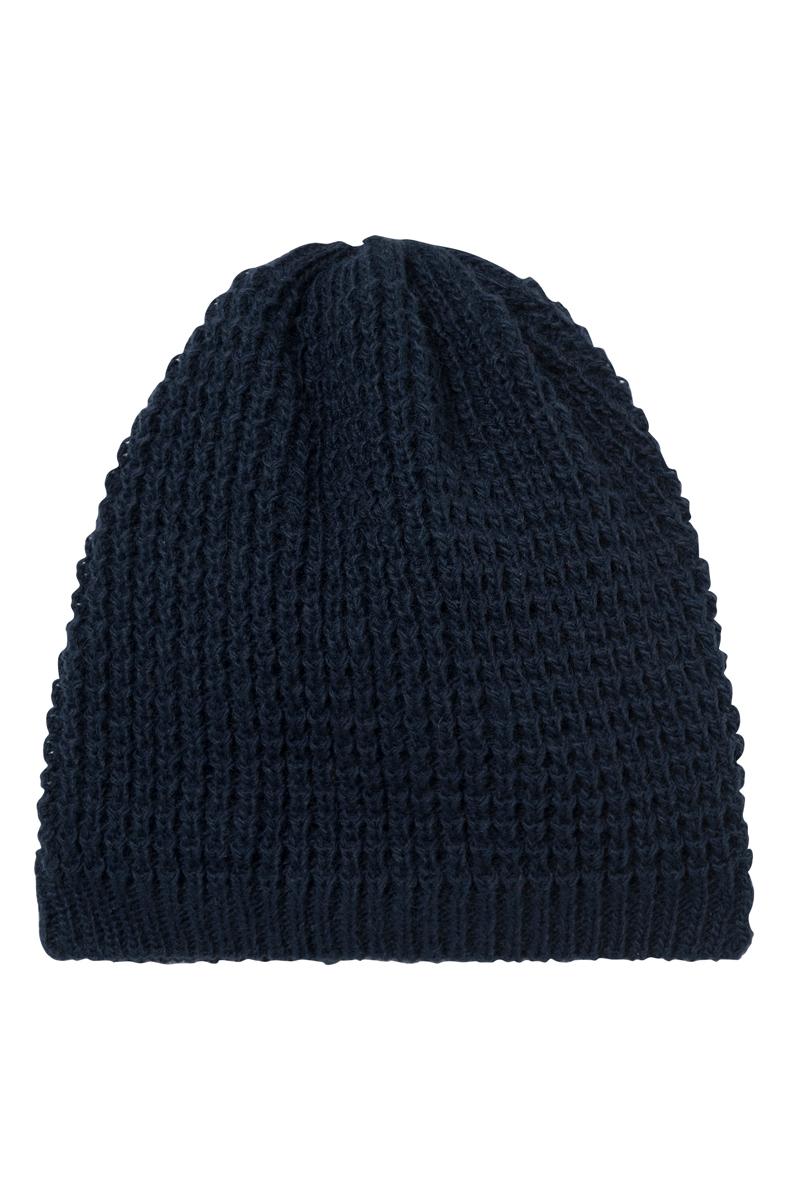 Bonnet bleu marine Devred