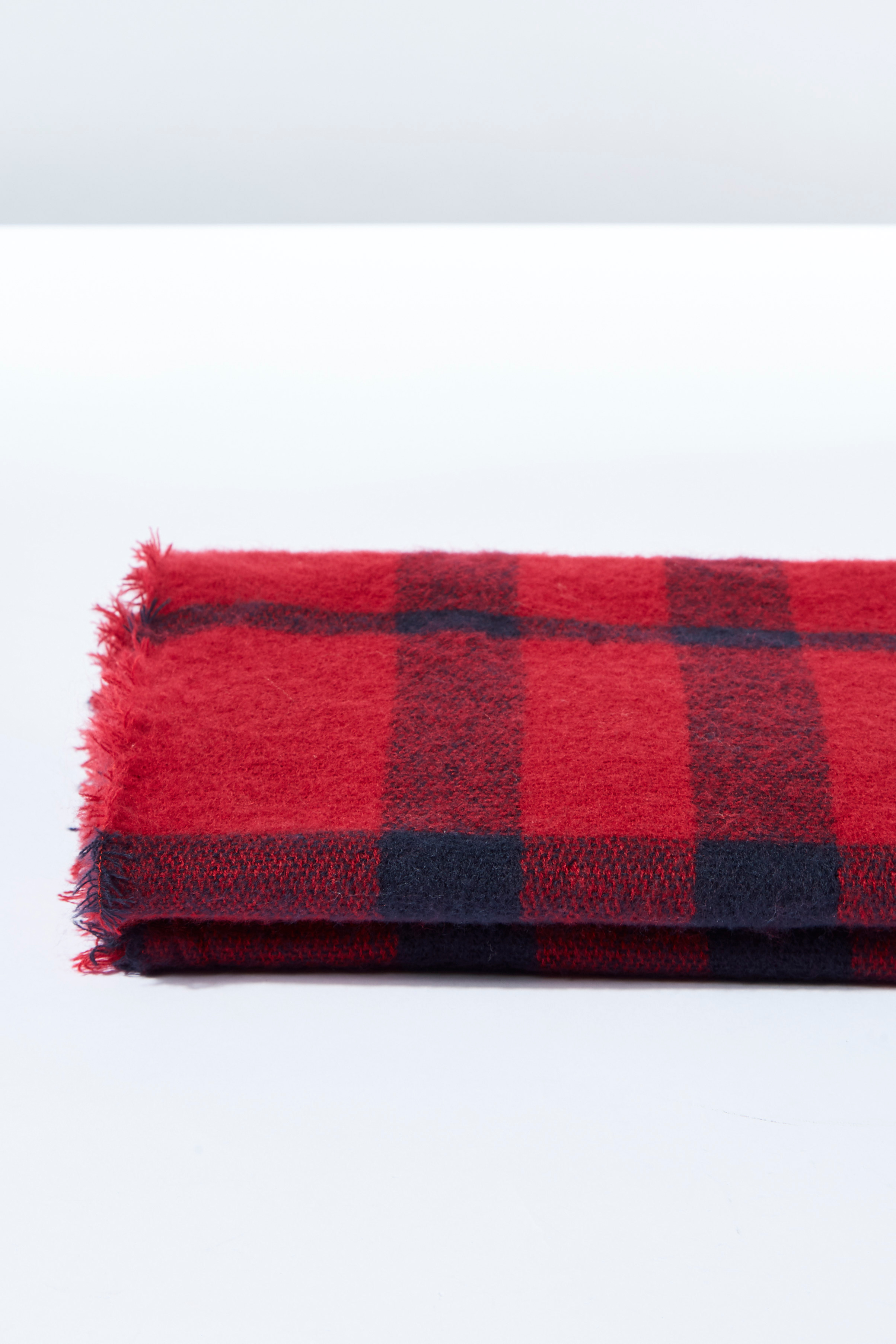 Echarpe rouge #collectionIRL