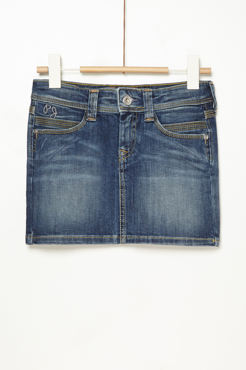 Jupe en jean enfant Pepe Jeans