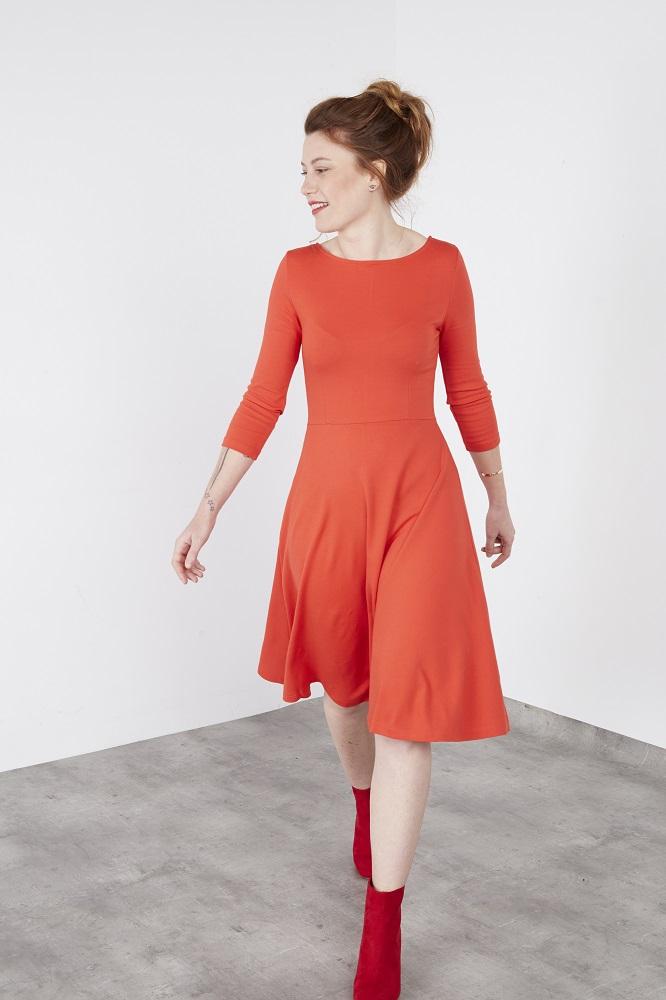 Robe parfait #collectionIRL Justine
