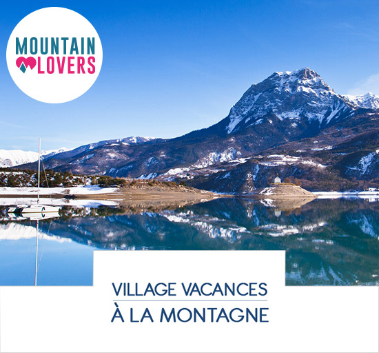 Vente Mountain Lovers village vacances à la montagne