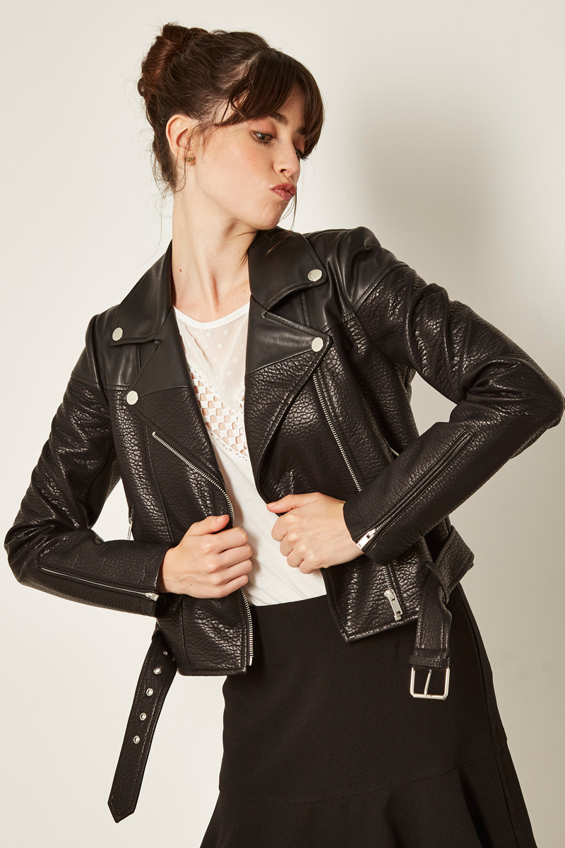 Vest biker #collectionIRL