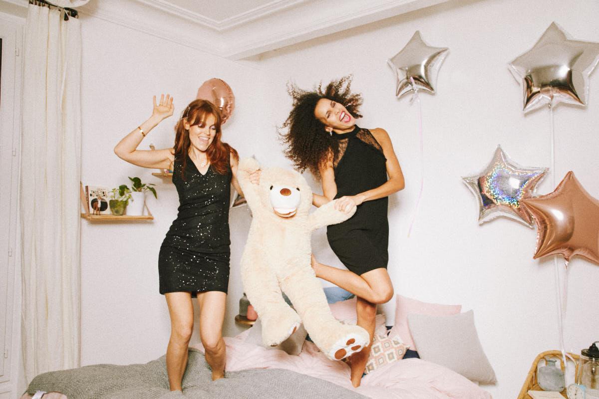 Tenues de soirée pour femme #partyIRL par #collectionIRL sur Showroomprivé